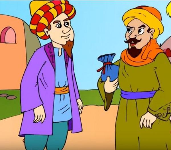 قصة اللص مع جحا  9998656084
