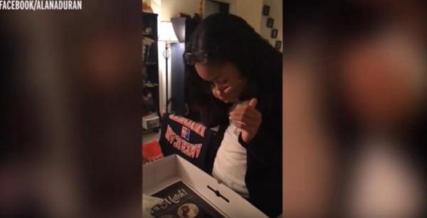 شابة أمريكية تهدي صديقتها كليتها في عيد ميلادها