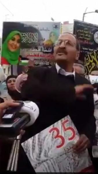 بالفيديو..والد الشهيد بهاء عليان منفذ عملية الباص في القدس يرفض مقايضة جثامين الشهداء بجنود اسرائيليين
