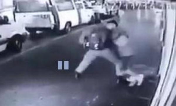فيديو اللحظة الأولى لعملية الطعن في نهاريا شمال إسرائيل