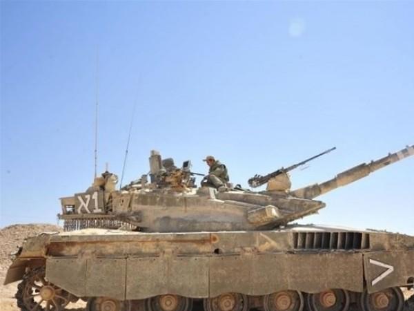 اسرائيل تخلى عن دبابات ميركافا