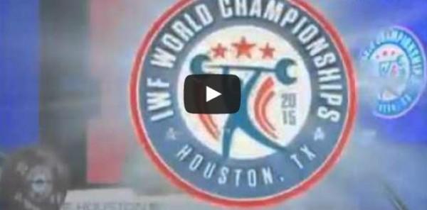 إصابة محمد إحسان في بطولة العالم للأثقال بأمريكا