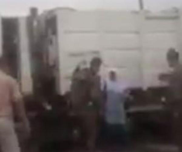 فيديو: جندي اسرائيلي يلقي سكيناً بجانب الطفلة المعتقلة