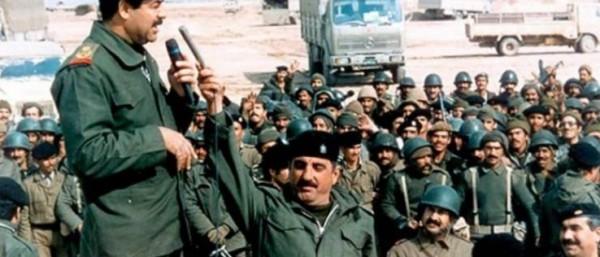 فيديو: هكذا كان الجيش العراقي في عهد صدام حسين !!