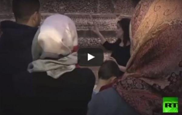 لاجئون يتدربون على مهنة الدليل في متاحف برلين (فيديو)