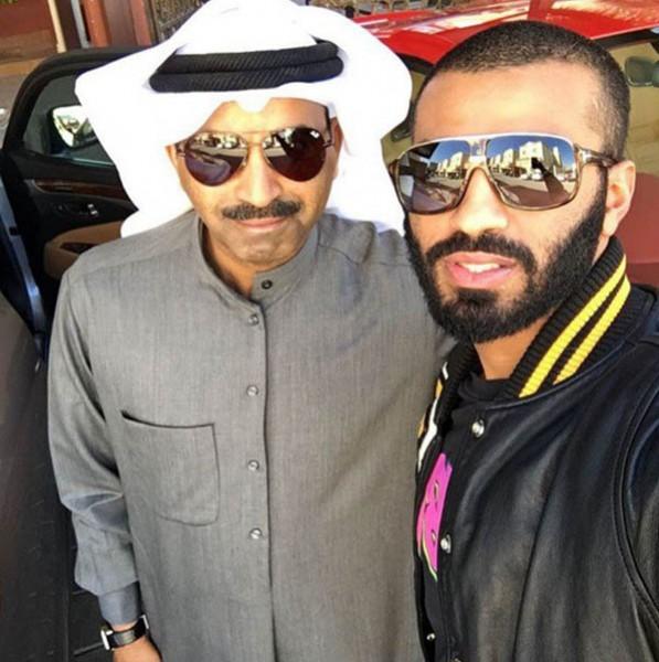 صورة ابن طارق العلي تفاجئ جمهوره عبر انستقرام دنيا الوطن