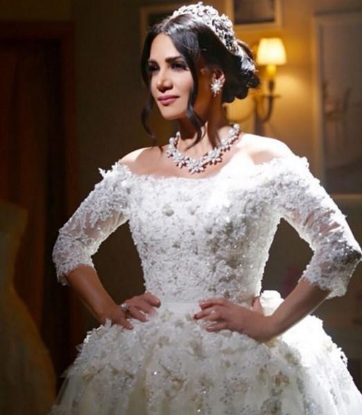 لباس+عروس+حداد