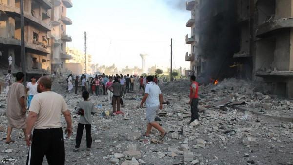 قوات النظام السوري تسترد بلدة في اللاذقية