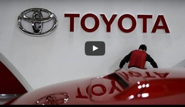 تويوتا تعلن ارتفاع صافي ارباحها وتحسن مبيعاتها