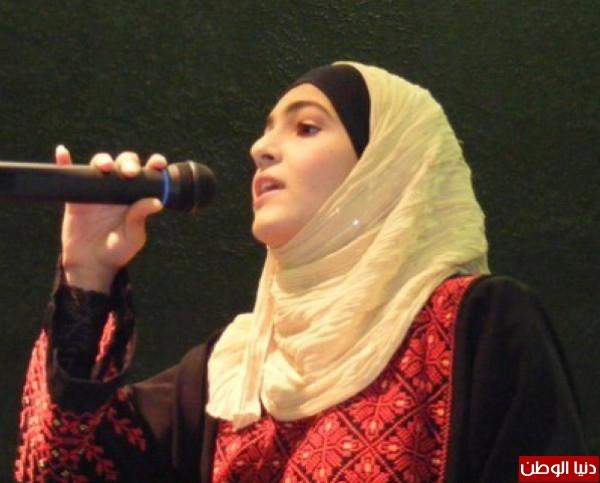 عقد قران الفنانة الفلسطينية ميس شلش على شاب مقيم فى النمسا