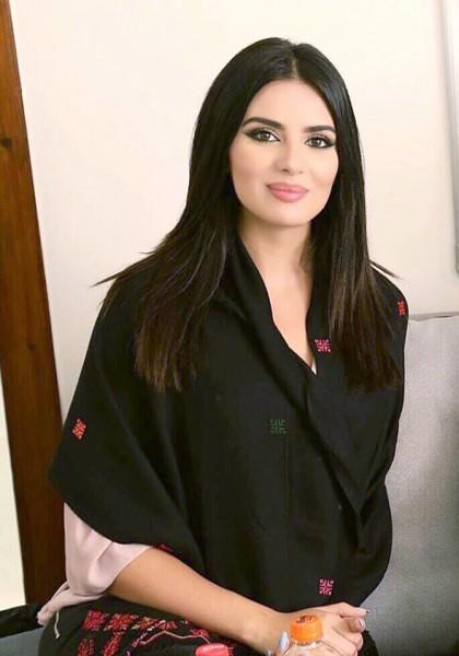 """لينا القيشاوي تخرج عن صمتها وتُوجه رسالة لـ""""محمد عساف"""" وجمهوره!"""