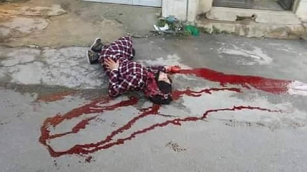 """""""الفالنتاين"""" الفلسطيني بلون الدم : خمسة شهداء بينهم طفلتين"""