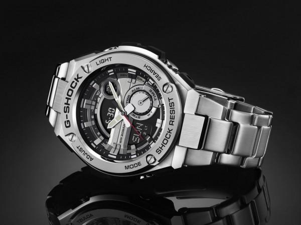 0083303faaee6 كاسيو وتألق جديد لساعات جي شوك بتصميم أنيق وكفاءة عالية