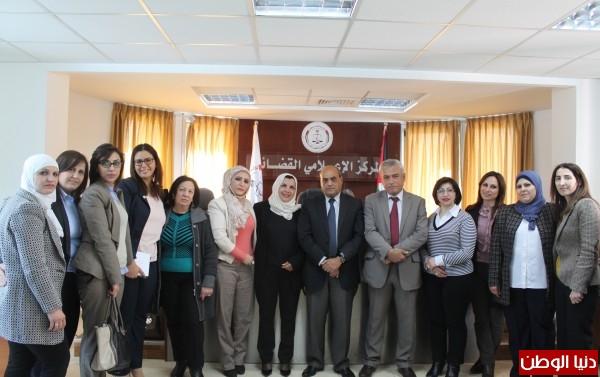 مجلس القضاء الأعلى يكرم موظفاته في يوم المرأة العالمي