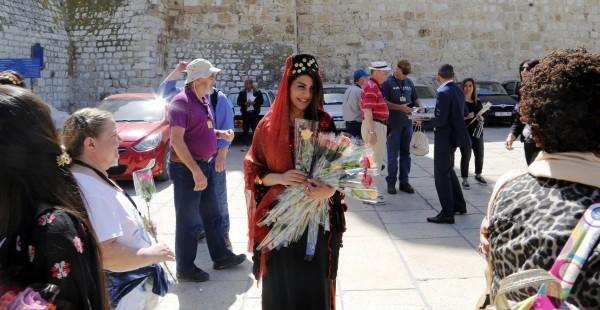 وزارة السياحة والاثار تحتفل باليوم العالمي للمرأه