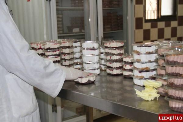بالفيديو : منتجات سجينات غزة تخرج للنور