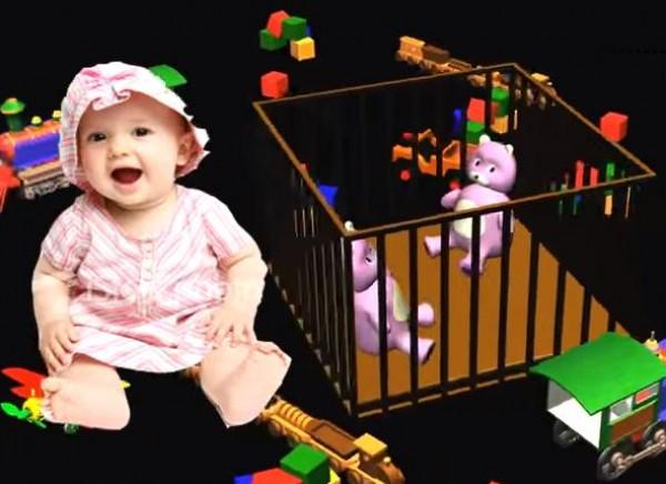 """بالفيديو .. أنشودة الأطفال """" دادا """" للمغنية الطفلة جنى مقداد"""
