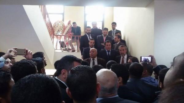 نقابة المحامين : اقتحام مقر غزة اعتداء سافر وانتهاك لحقوق الإنسان