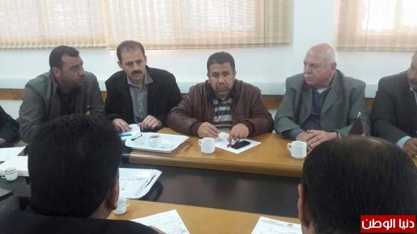 نائب مدير عمليات الوكالة يؤكد على  بطء عملية الاعمار بغزة وحاجة  الوكالة لمبلغ 500مليون دولار لانهاء هذا الملف