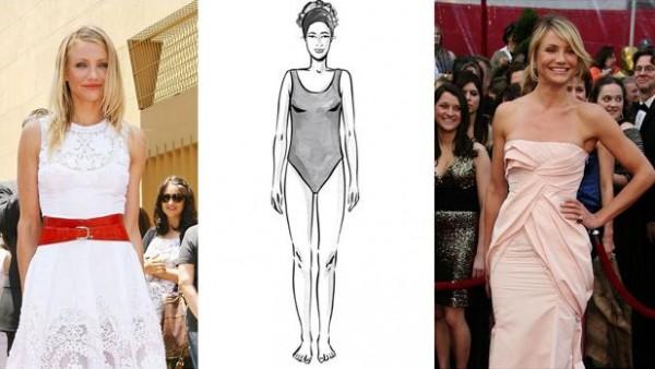 للجسم المستطيل: كيف تختارين ملابسك العلوية