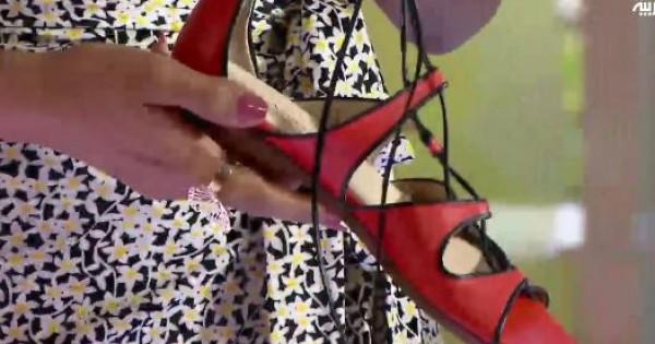 تصاميم أحذية عصرية بلمسات لبنانية