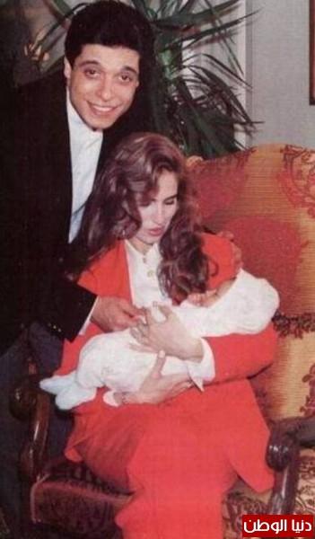 """شاهد: ابنة الراحل """"عامر منيب"""" الكبرى بعد أن أصبحت شابة جذابة"""
