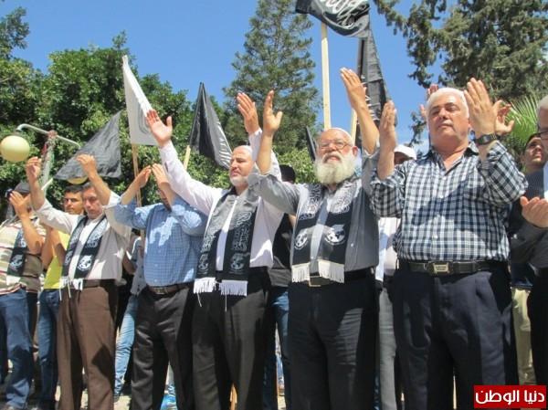 حزب التحرير في مسيرة حاشدة في غزة: القرن الـ 21 قرن الخلافة على منهاج النبوة