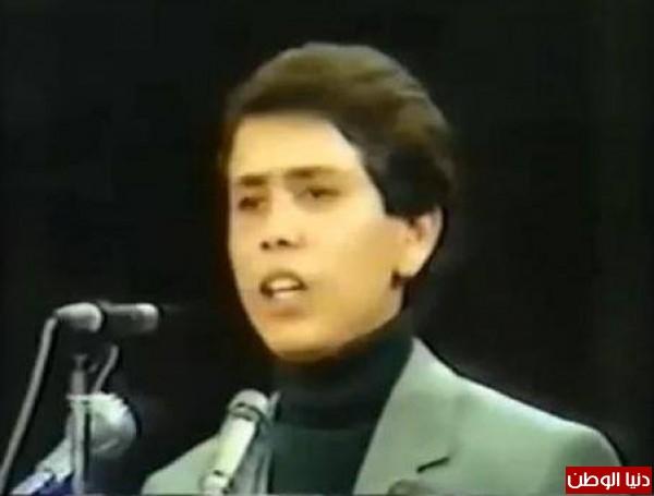 محمد هباش : أشعل الانتفاضة بأغاني ثورة تعيش لليوم في قلوب الفلسطينيين