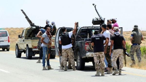 """من هي القوات التي تقاتل تنظيم """"داعش"""" في سرت بليبيا؟"""