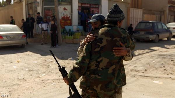 الجيش الليبي يواصل التقدم في منطقة القوارشة غربي بنغازي