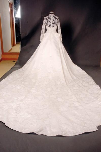 6fb591d39 أغلى 10 فساتين زفاف في العالم | دنيا الوطن