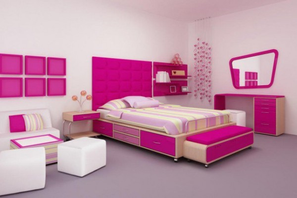- Create your own room ...