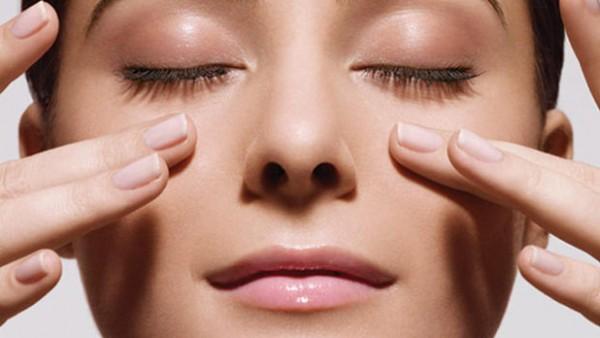 دقائق يومية مساج الوجه لبشرة