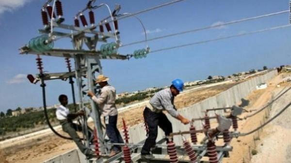 تعطل خطوط الكهرباء المصرية المغذية 9998758223.jpg
