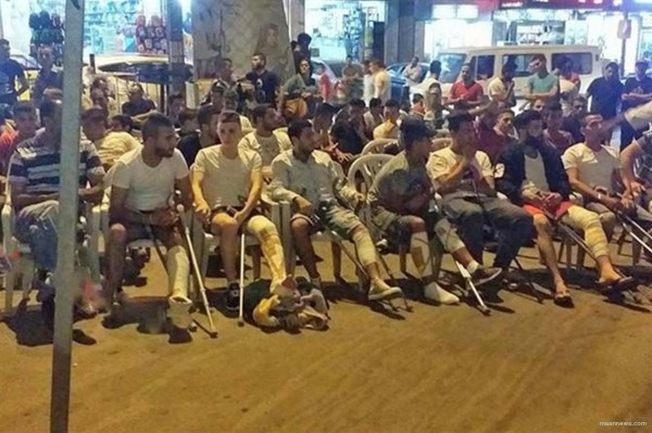 Israeli army commander: I will make all the youth of Al-Duheisha camp disabled