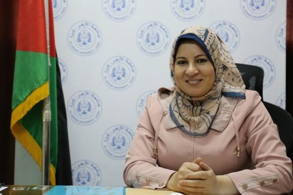 الأولى عربياً وإسلامياً ..الدكتورة أمل الكحلوت من غزة  تفوز بجائزة الإيسسكو في الفيزياء لعام 2016