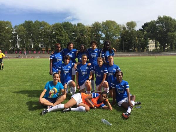 فريق ديار النسوي يشارك في العديد من البطولات المختلفة في ألمانيا
