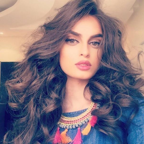 تعرفوا على الأردنية التي تفوقت بجمالها على أشهر عارضات العالم