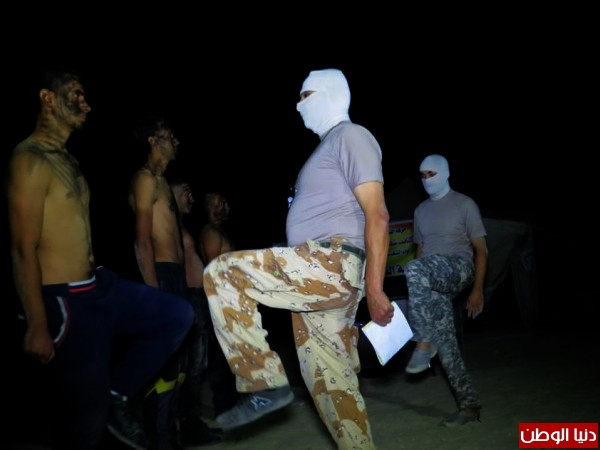 """بالصور: كتائب الأقصى """"لواء العامودي"""" تفتتح أكاديمية """"النضال"""" العسكرية"""