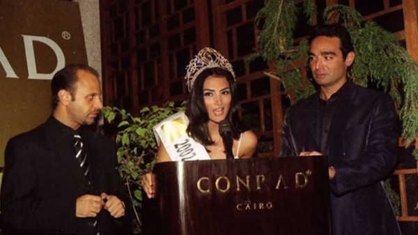 بالصور حورية فرغلي من ملكة جمال لإحدى ضحايا عمليات التجميل