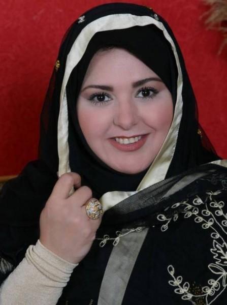 بالصور بعد خلعها الحجاب صابرين بإطلالة جريئة