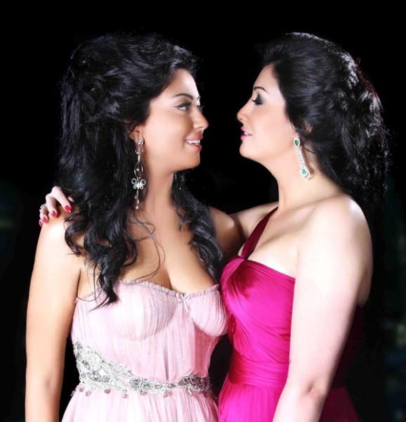 غادة عبد الرازق تنشر صورة شقيق ابنتها روتانا السعودي