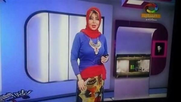 تهديد مذيعة مصرية بالفصل بسبب ملابسها