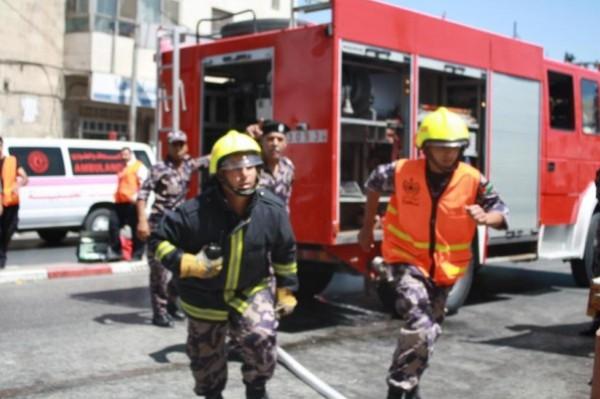 الدفاع المدني يعلن السيطرة على كافة الحرائق الكبيرة في ...