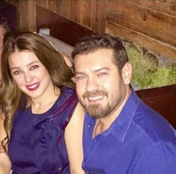 مفاجأة بلا مقدمات عمرو يوسف وكندة علوش يدخلان القفص الذهبي