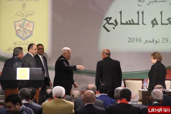 دنيا الوطن تكشف خلافات المؤتمر الداخلية بخصوص ملف أبو عمار