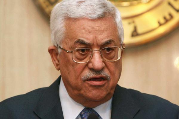 الرئيس الفلسطيني يعزي مصر بضحايا التفجير الإرهابي في كاتدرائية الأقباط