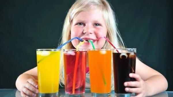 المياه الغازية ضرر على صحة طفلك