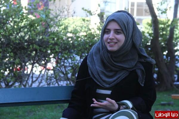 الفتاة التركية رقية .. جدول الكهرباء.. أجواء البرد في غزة أجمل من تركيا
