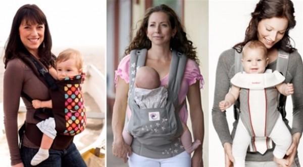 كيف تستخدمين حمّالة الرضع؟